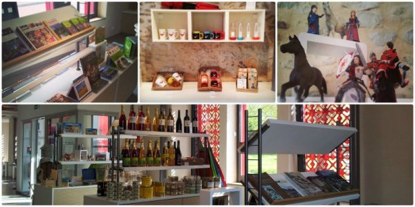 Boutique de l 39 office de tourisme du grand villeneuvois - Office du tourisme villeneuve sur lot ...
