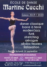 Ecole de danse Martine Cucchi