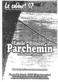Exposition d'Emile Parchemin