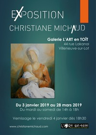 Exposition Christiane Michaud