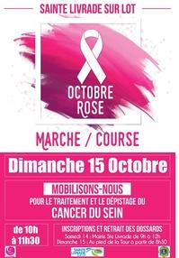 Course octobre rose
