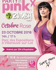 Party in Pink Zumba