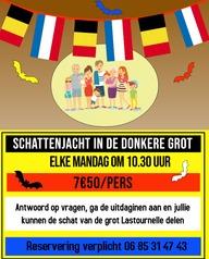 Chasse au trésor en Néerlandais