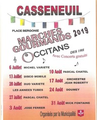 Marchés Gourmands Occitans