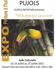 Exposition Valérie MOREAU DELARBRE