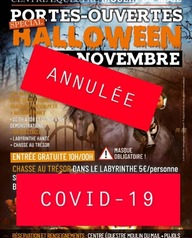 Annulé - Portes-ouvertes spécial Halloween