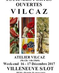 Journées portes ouvertes de l'Atelier Vilcaz