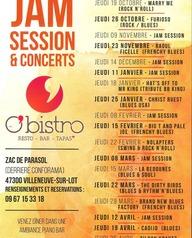 Concerts O'bistro : Tildon Krautz