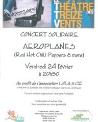 Aéroplanes pour Lola 47