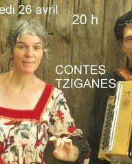 La Cabane - Contes Tziganes
