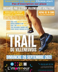 Trail du Villeneuvois