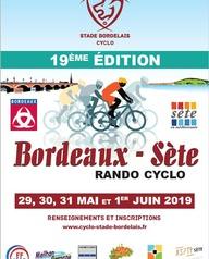 Bordeaux-Sète rando cyclo