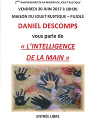L'intelligence de la main