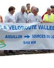 Pour la véloroute Vallée du Lot