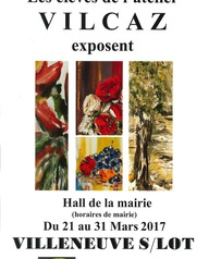 Vilcaz expose