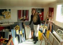 Atelier galerie d'artiste Corinne Vilcaz - Villeneuve-sur-Lot