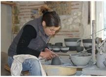 Noémie Saudel - Atelier de Poterie - Saint-Étienne-de-Fougères