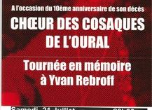 Le Choeur des Cosaques de l'Oural - Villeneuve-sur-Lot