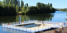 Piscine sur le Lot - Sainte-Livrade-sur-Lot