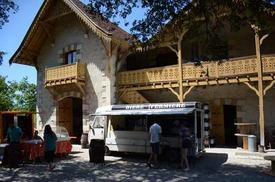La Brasserie des Cèdres - La Croix-Blanche