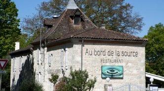 Au bord de la source - Sainte-Livrade-sur-Lot