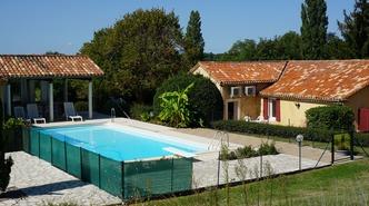 Gîtes La Bakénia - Nissou - Villeneuve-sur-Lot