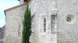 Eglise Sainte-Foy - Pujols