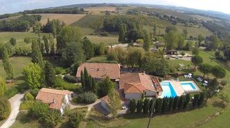 La Grange du Cheval Blanc T2 La Grange - Villeneuve-sur-Lot