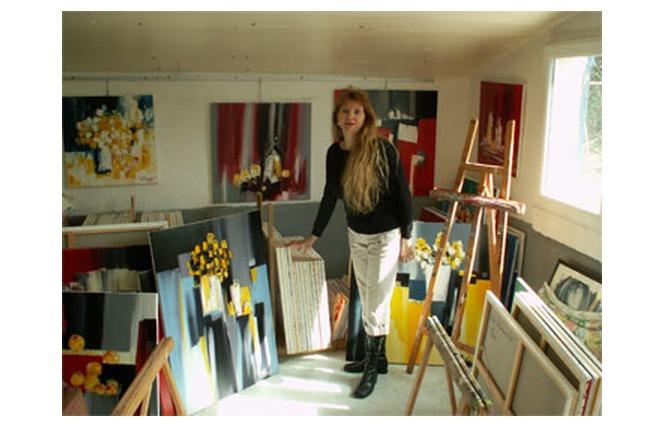 Atelier galerie d'artiste Corinne Vilcaz 1 - Villeneuve-sur-Lot