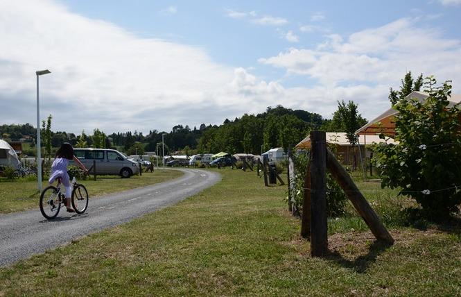 Camping Lot et Bastides 4 - Pujols