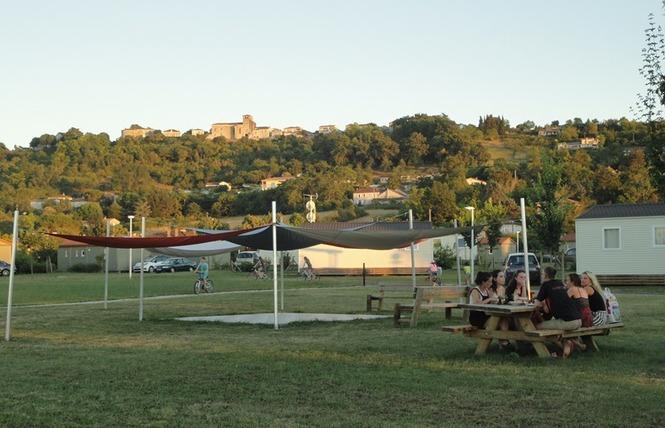 Camping Lot et Bastides 7 - Pujols