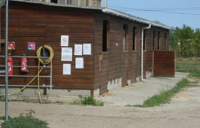 Centre Equestre L'Eperon Livradais 3 - Sainte-Livrade-sur-Lot