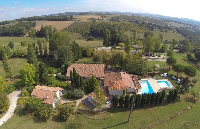 La Grange du Cheval Blanc 1 - Villeneuve-sur-Lot