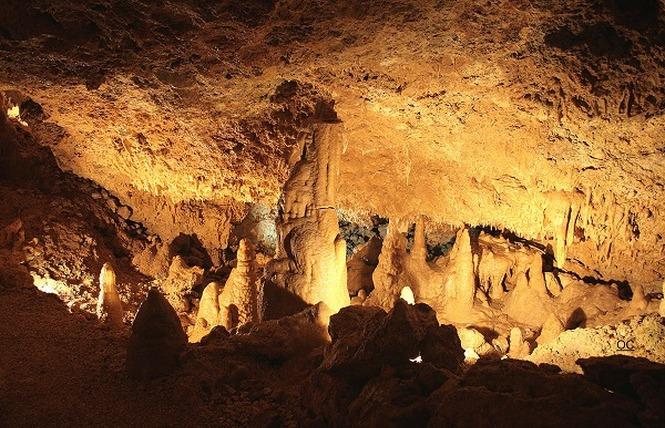 Grotte de Lastournelle 7 - Sainte-Colombe-de-Villeneuve