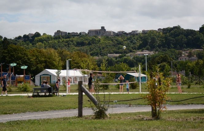 Camping Lot et Bastides 3 - Pujols