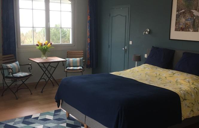 B&B la Villa Perriere Ouest 6 - Villeneuve-sur-Lot