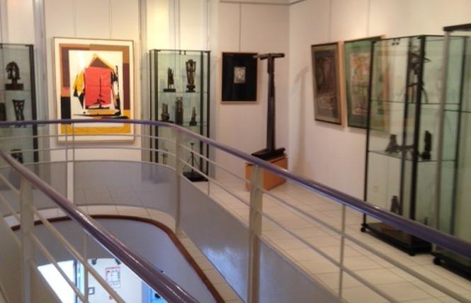 Musée Gertrude Schoen 3 - Laroque-Timbaut