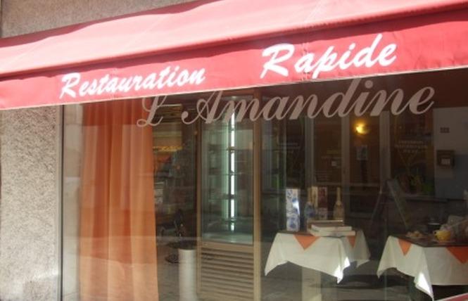 L'Amandine (salon de thé) 1 - Villeneuve-sur-Lot