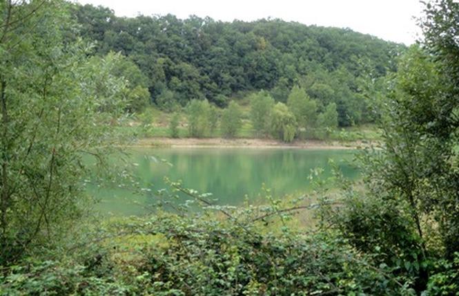 Lac de Monbalen 1 - Monbalen