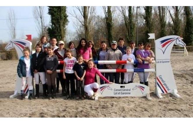 Centre Equestre L'Eperon Livradais 4 - Sainte-Livrade-sur-Lot
