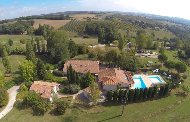 La Grange du Cheval Blanc T2 La Grange 1 - Villeneuve-sur-Lot