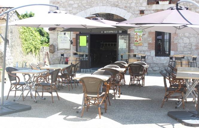 Le fournil de pujols office de tourisme de villeneuve - Office de tourisme de villeneuve sur lot ...