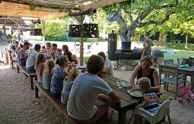 Camping de Ramonjavel 8 - Fongrave