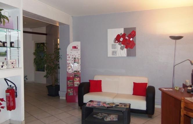 Hôtel Les Platanes 7 - Villeneuve-sur-Lot