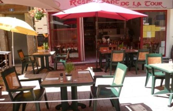 Restaurant de la tour office de tourisme de villeneuve - Office de tourisme de villeneuve sur lot ...