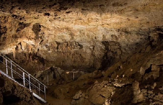 Grotte de Lastournelle 6 - Sainte-Colombe-de-Villeneuve