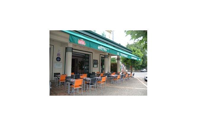 Hôtel Le Terminus 9 - Villeneuve-sur-Lot