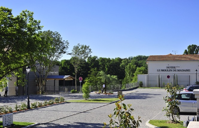 Mercure Villeneuve-sur-Lot Le Moulin de Madame 3 - Villeneuve-sur-Lot