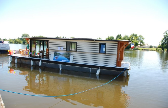 Journée découverte en bateau solaire 2 - Casseneuil