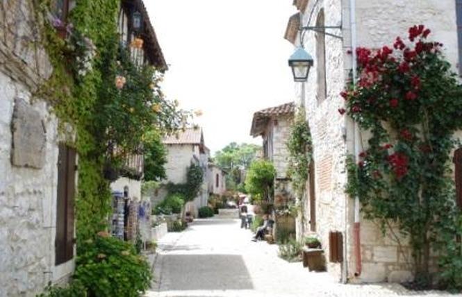 Visite du village m di val de pujols office de tourisme - Office de tourisme de villeneuve sur lot ...